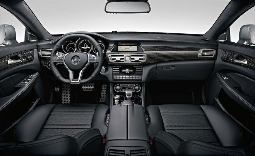 2012 Mercedes-Benz CLS63 AMG - Slide 17