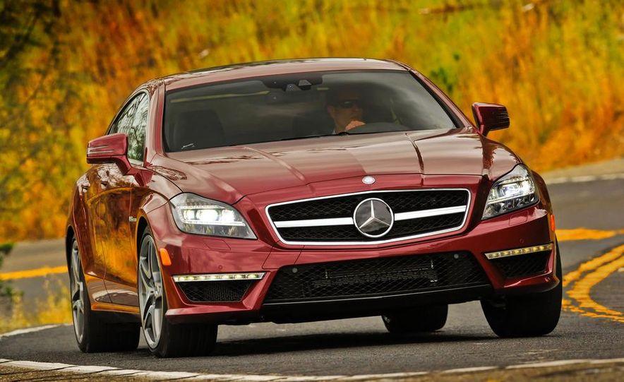 2012 Mercedes-Benz CLS63 AMG - Slide 3