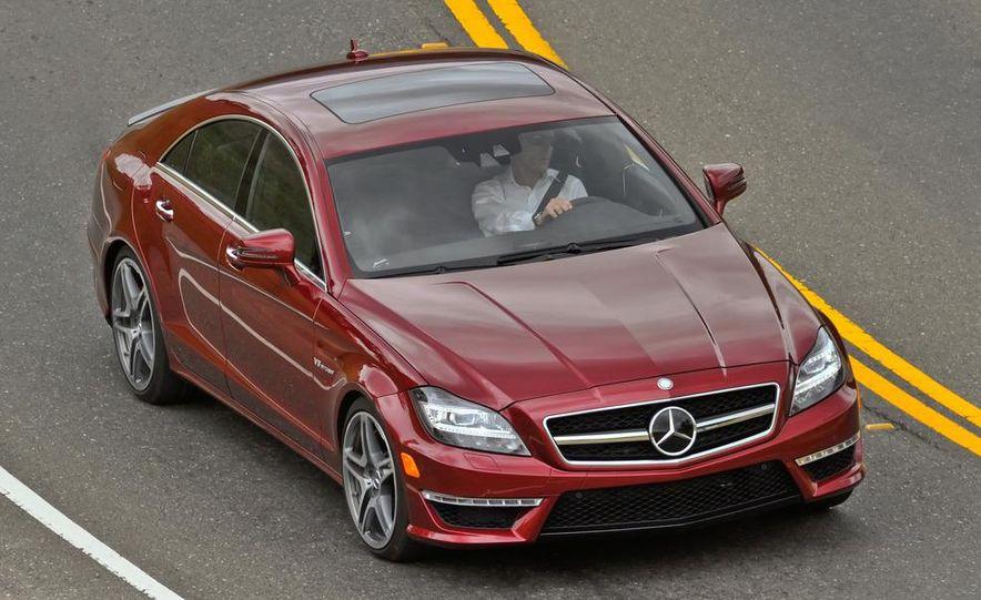 2012 Mercedes-Benz CLS63 AMG - Slide 4
