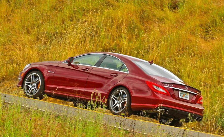 2012 Mercedes-Benz CLS63 AMG - Slide 6