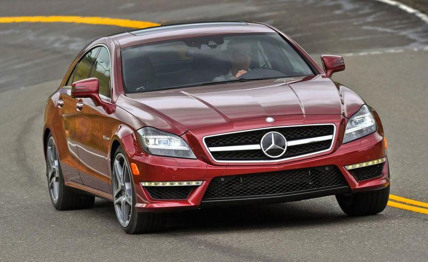 2012 Mercedes-Benz CLS63 AMG - Slide 7