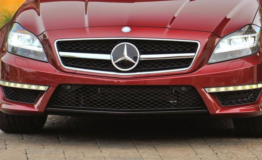 2012 Mercedes-Benz CLS63 AMG - Slide 13