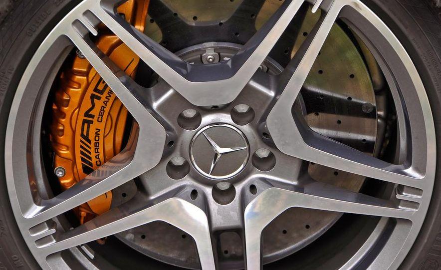 2012 Mercedes-Benz CLS63 AMG - Slide 15