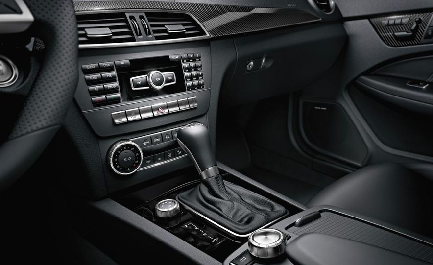 2012 Mercedes-Benz C63 AMG Coupe Black Series - Slide 51