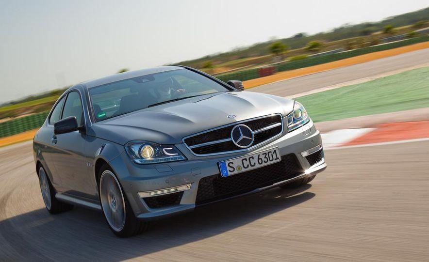 2012 Mercedes-Benz C63 AMG Coupe Black Series - Slide 34
