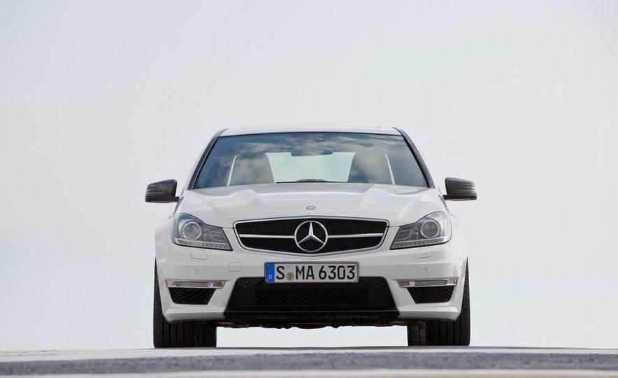 2012 Mercedes-Benz C63 AMG Coupe Black Series - Slide 60
