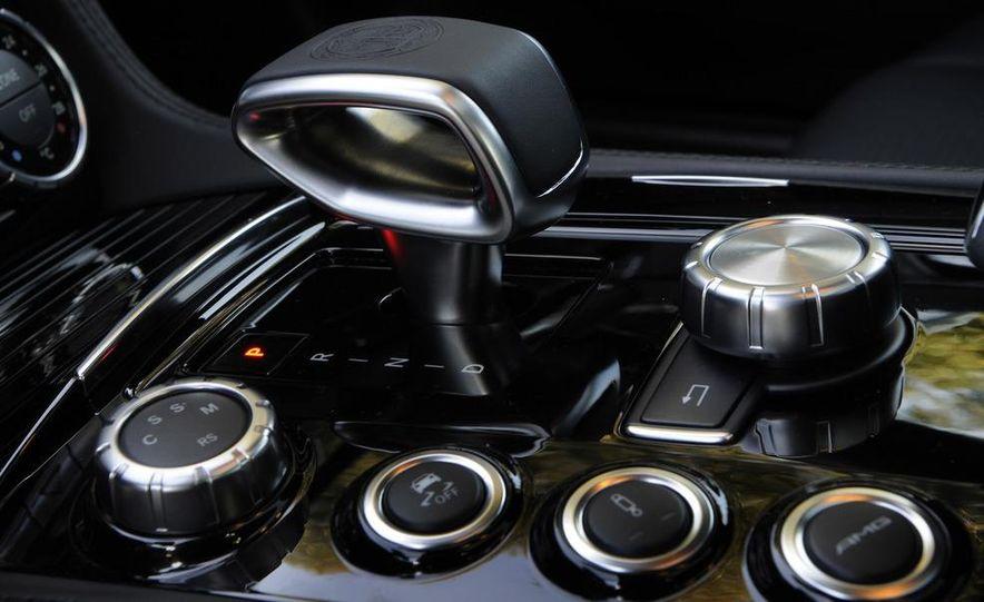 2012 Mercedes-Benz C63 AMG Coupe Black Series - Slide 70