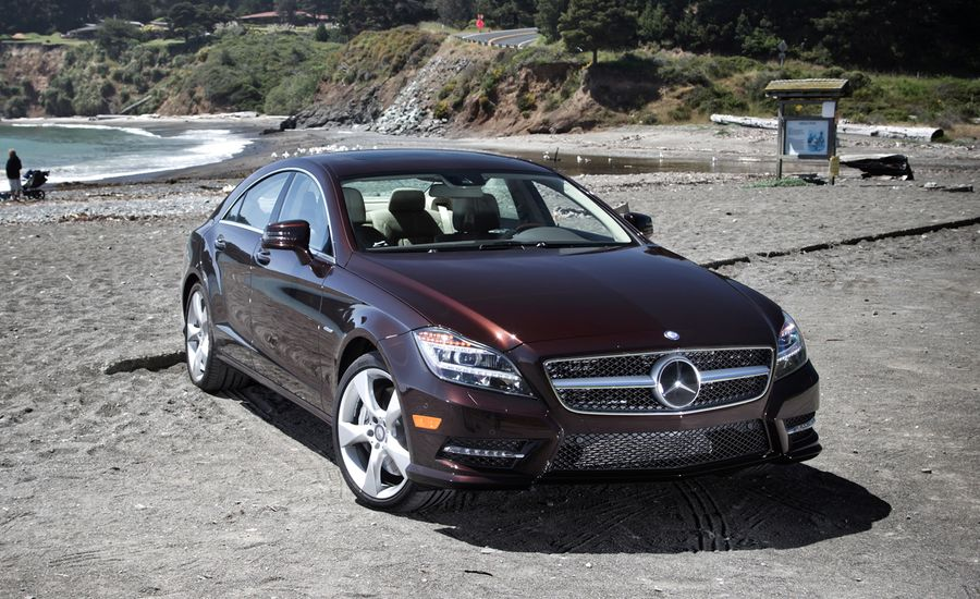 2012 mercedes benz cls550 for Mercedes benz cls 2012 price