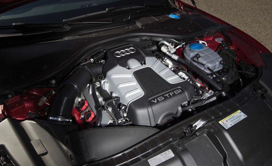 2012 Mercedes-Benz CLS550 and 2012 Audi A7 3.0T Quattro - Slide 83