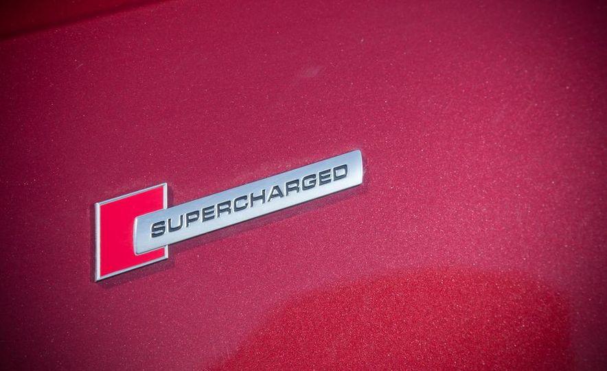 2012 Mercedes-Benz CLS550 and 2012 Audi A7 3.0T Quattro - Slide 65