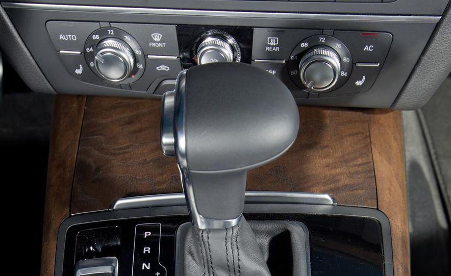 2012 Mercedes-Benz CLS550 and 2012 Audi A7 3.0T Quattro - Slide 78