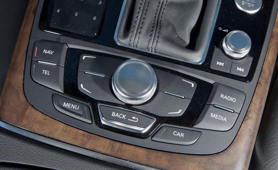 2012 Mercedes-Benz CLS550 and 2012 Audi A7 3.0T Quattro - Slide 79