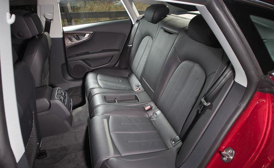 2012 Mercedes-Benz CLS550 and 2012 Audi A7 3.0T Quattro - Slide 74