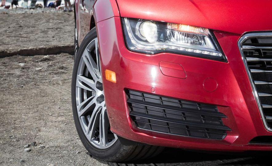 2012 Mercedes-Benz CLS550 and 2012 Audi A7 3.0T Quattro - Slide 60