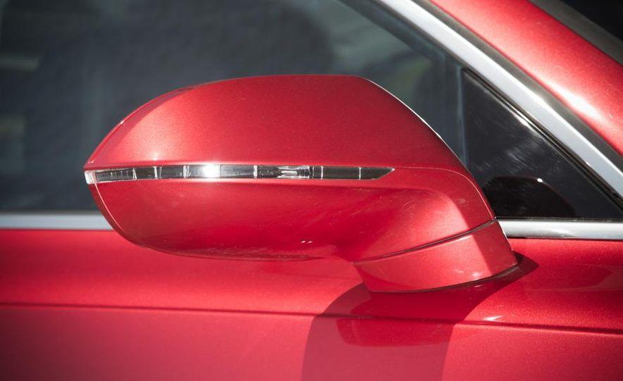 2012 Mercedes-Benz CLS550 and 2012 Audi A7 3.0T Quattro - Slide 66