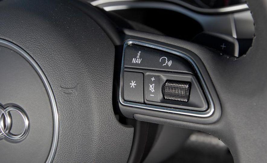 2012 Mercedes-Benz CLS550 and 2012 Audi A7 3.0T Quattro - Slide 80