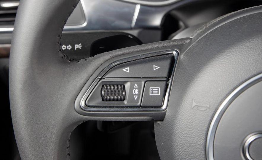 2012 Mercedes-Benz CLS550 and 2012 Audi A7 3.0T Quattro - Slide 81
