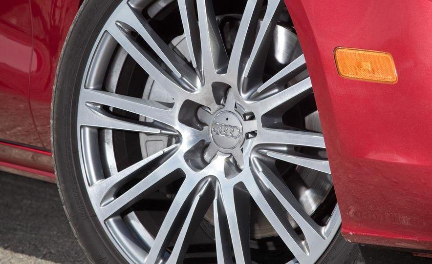 2012 Mercedes-Benz CLS550 and 2012 Audi A7 3.0T Quattro - Slide 63