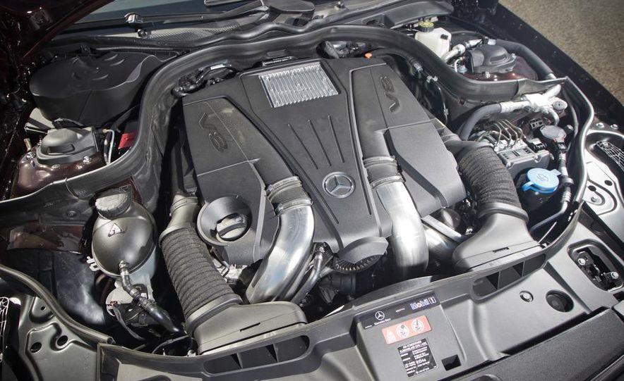 2012 Mercedes-Benz CLS550 and 2012 Audi A7 3.0T Quattro - Slide 52