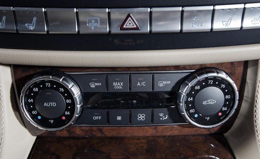 2012 Mercedes-Benz CLS550 and 2012 Audi A7 3.0T Quattro - Slide 44