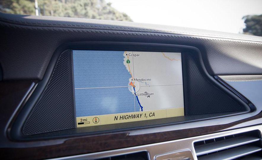 2012 Mercedes-Benz CLS550 and 2012 Audi A7 3.0T Quattro - Slide 50