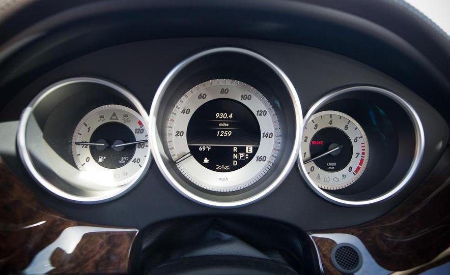 2012 Mercedes-Benz CLS550 and 2012 Audi A7 3.0T Quattro - Slide 45