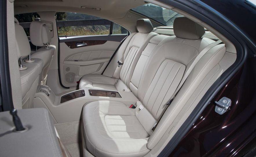 2012 Mercedes-Benz CLS550 and 2012 Audi A7 3.0T Quattro - Slide 41