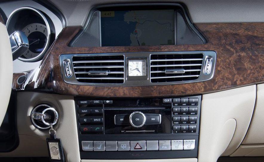 2012 Mercedes-Benz CLS550 and 2012 Audi A7 3.0T Quattro - Slide 42