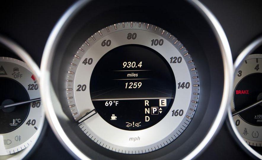 2012 Mercedes-Benz CLS550 and 2012 Audi A7 3.0T Quattro - Slide 46