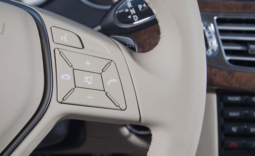 2012 Mercedes-Benz CLS550 and 2012 Audi A7 3.0T Quattro - Slide 47