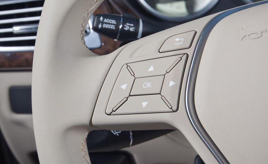 2012 Mercedes-Benz CLS550 and 2012 Audi A7 3.0T Quattro - Slide 48