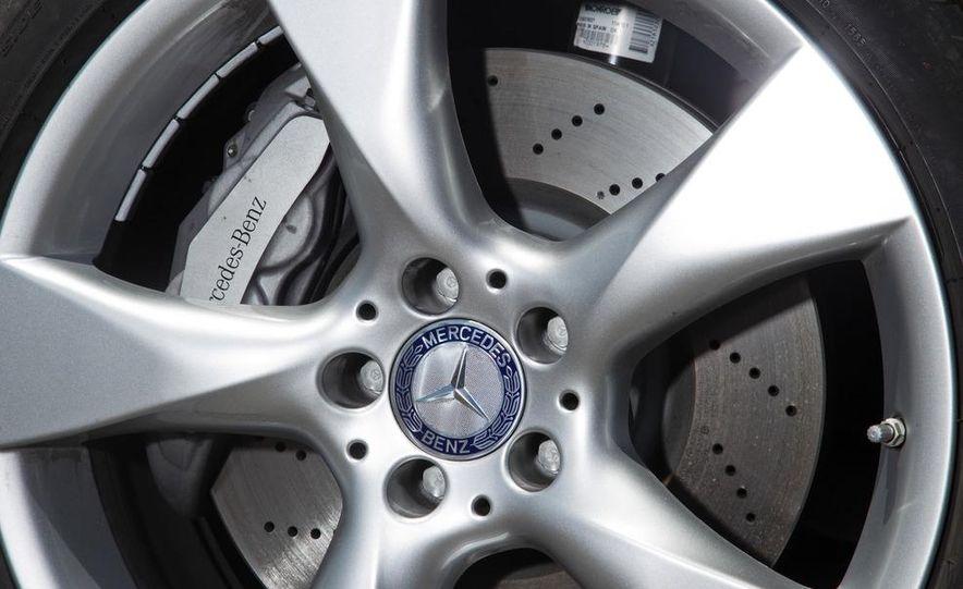 2012 Mercedes-Benz CLS550 and 2012 Audi A7 3.0T Quattro - Slide 33