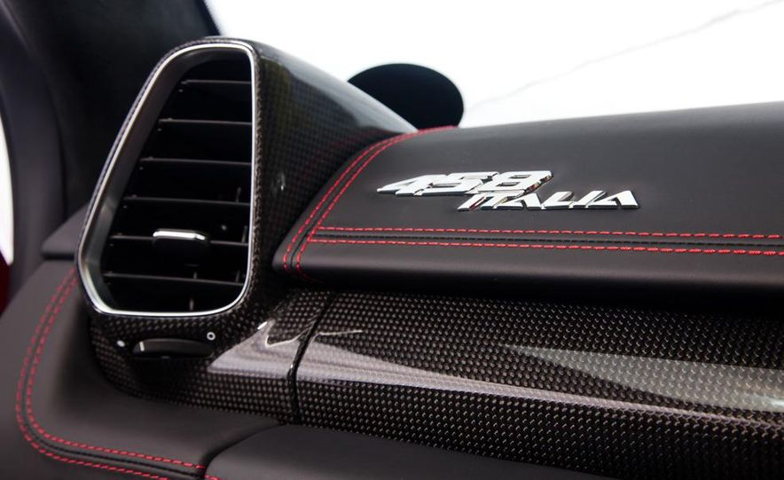 2011 Ferrari 458 Italia, 2012 McLaren MP4-12C, and 2011 Porsche 911 GT2 RS - Slide 41