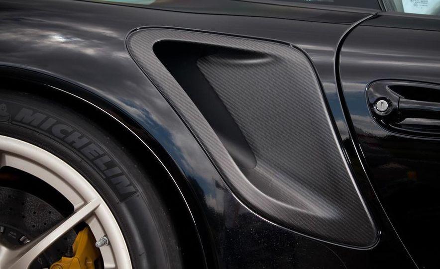 2011 Ferrari 458 Italia, 2012 McLaren MP4-12C, and 2011 Porsche 911 GT2 RS - Slide 24
