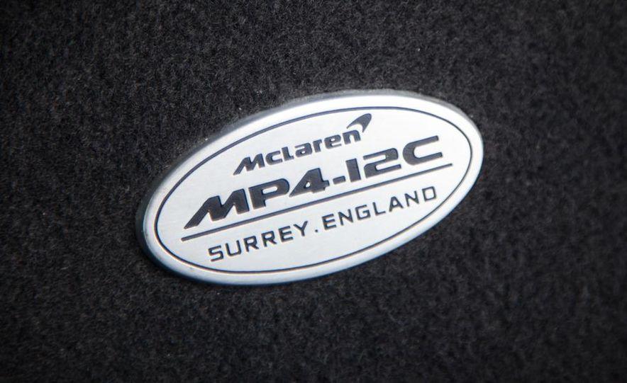 2011 Ferrari 458 Italia, 2012 McLaren MP4-12C, and 2011 Porsche 911 GT2 RS - Slide 72