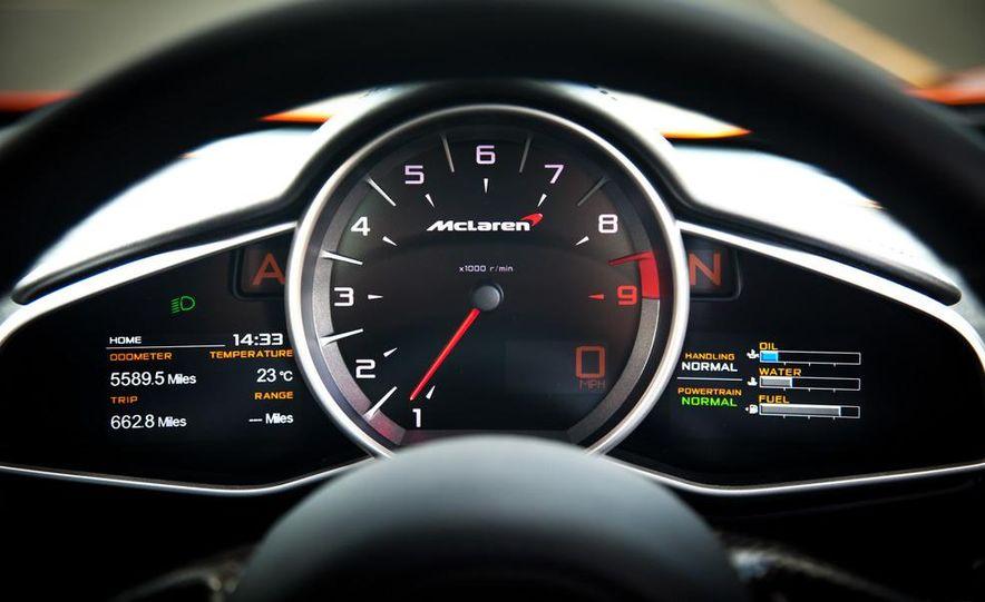 2011 Ferrari 458 Italia, 2012 McLaren MP4-12C, and 2011 Porsche 911 GT2 RS - Slide 65