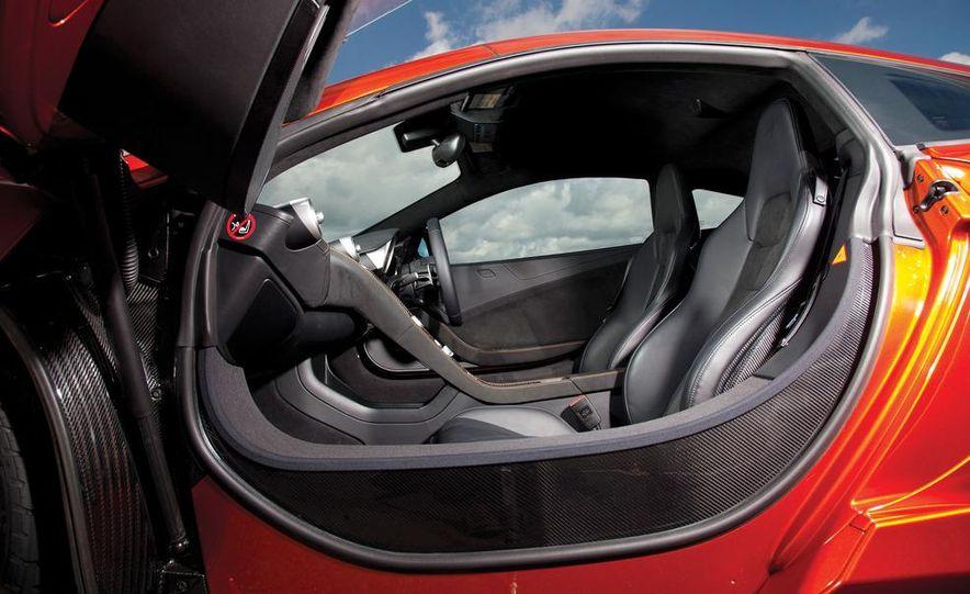 2011 Ferrari 458 Italia, 2012 McLaren MP4-12C, and 2011 Porsche 911 GT2 RS - Slide 63