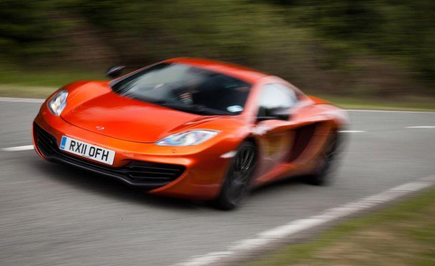 2011 Ferrari 458 Italia, 2012 McLaren MP4-12C, and 2011 Porsche 911 GT2 RS - Slide 50