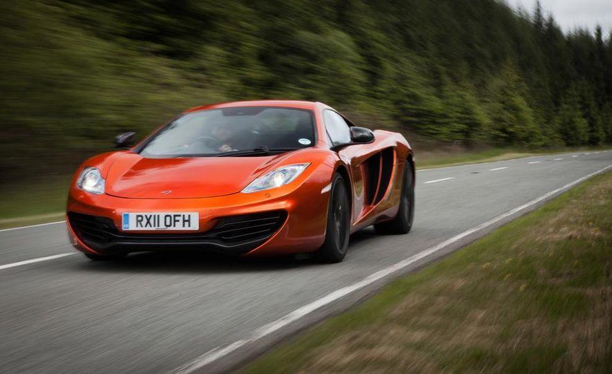 2011 Ferrari 458 Italia, 2012 McLaren MP4-12C, and 2011 Porsche 911 GT2 RS - Slide 51