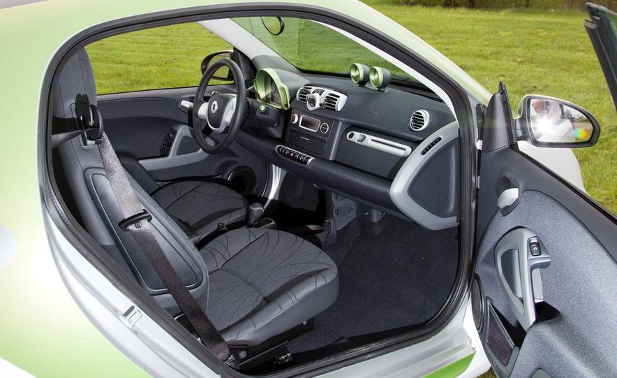 2011 Smart Fortwo Electric Drive - Slide 20
