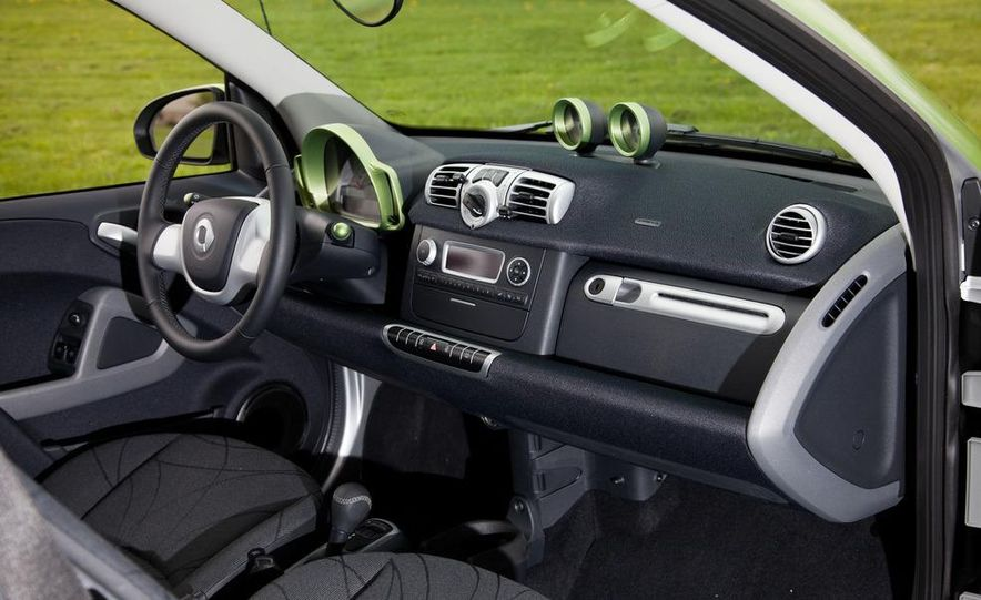2011 Smart Fortwo Electric Drive - Slide 21