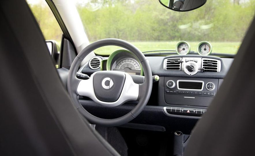 2011 Smart Fortwo Electric Drive - Slide 22