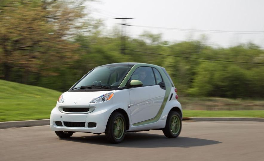 2011 Smart Fortwo Electric Drive - Slide 6