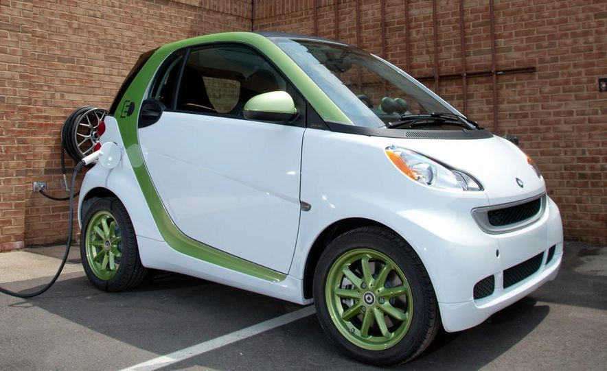 2011 Smart Fortwo Electric Drive - Slide 7
