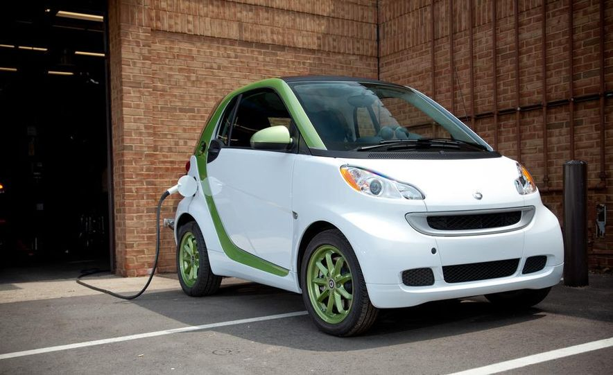 2011 Smart Fortwo Electric Drive - Slide 8