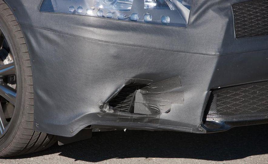 2012 Lexus GS350 (prototype) - Slide 36
