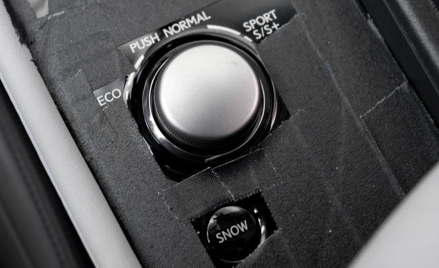 2012 Lexus GS350 (prototype) - Slide 47