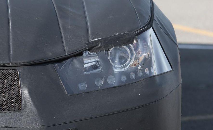 2012 Lexus GS350 (prototype) - Slide 38