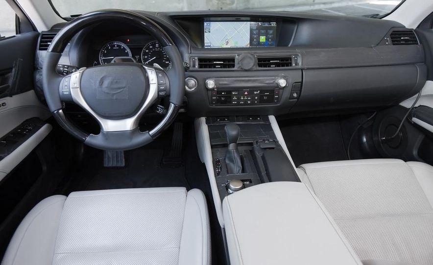 2012 Lexus GS350 (prototype) - Slide 42