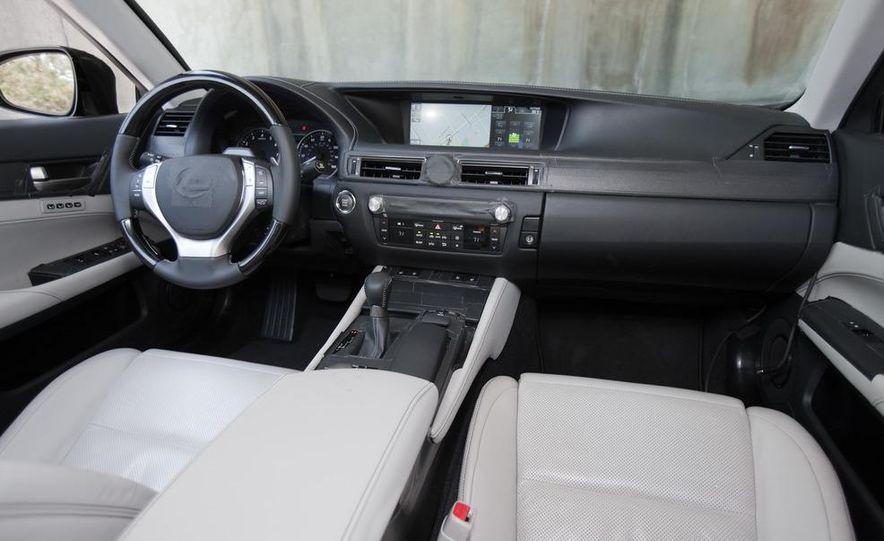 2012 Lexus GS350 (prototype) - Slide 43